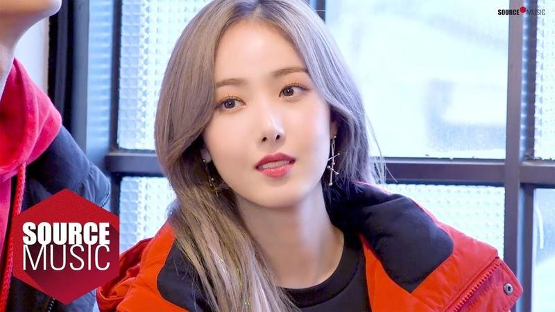 [Special Clips] 여자친구 GFRIEND - 신비 EVISU F/W 광고 촬영 behind