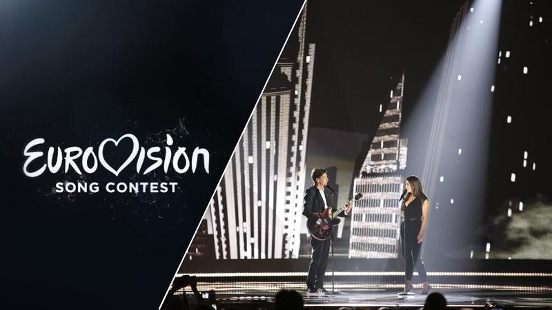 Elina Born Stig Rästa Goodbye To Yesterday Estonia LIVE at Eurovision 2015 Grand Final