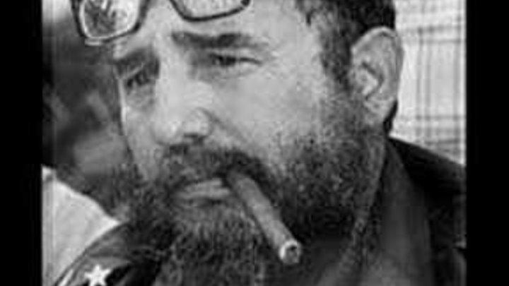 Fidel Undefeated Viva La Revolución El pueblo unido