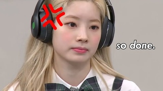 TWICE dahyun making jyp quiver in fear