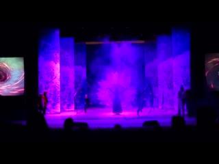 """Мюзикл """"Сказка Снежных Лепестков"""" - песня Королдевы Лакриции"""