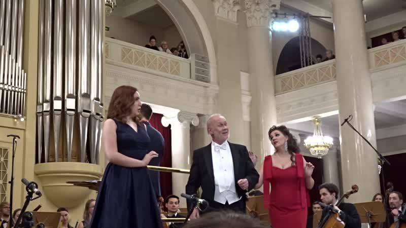 Моцарт. Дуэт Дон Жуана и Церлины