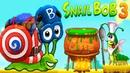 Несносный УЛИТКА БОБ 3. Приключения мульт героя. Новая игра Snail Bob 3 на СПТВ