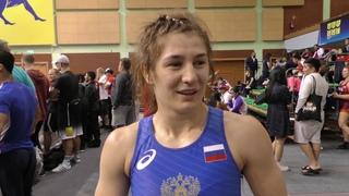 Любовь Овчарова: Девушка должна быть слабой!