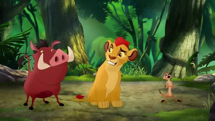 The Lion Guard Return of the Roar part 1