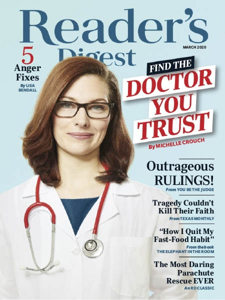 Reader's Digest USA 03.2020