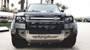 Mr. RangeRover Favorite 2020 Defender 110X Built for perfection Walk-around