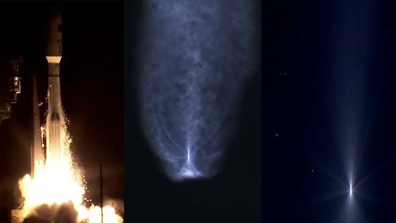 Atlas V launches AEHF-5