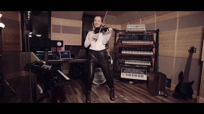 Amadeea Скрипка Попурри Майкл Джексон Обложка Alex Cooper Mix