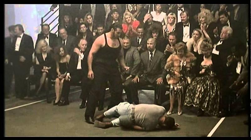 VAN DAMME - Lionheart (1990) Final Fight