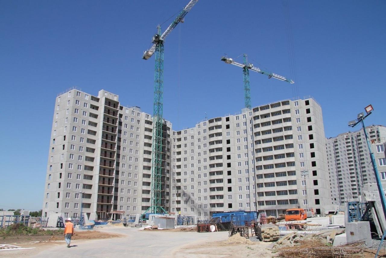 Ростовская область занимает 6 место в России по вводу жилья