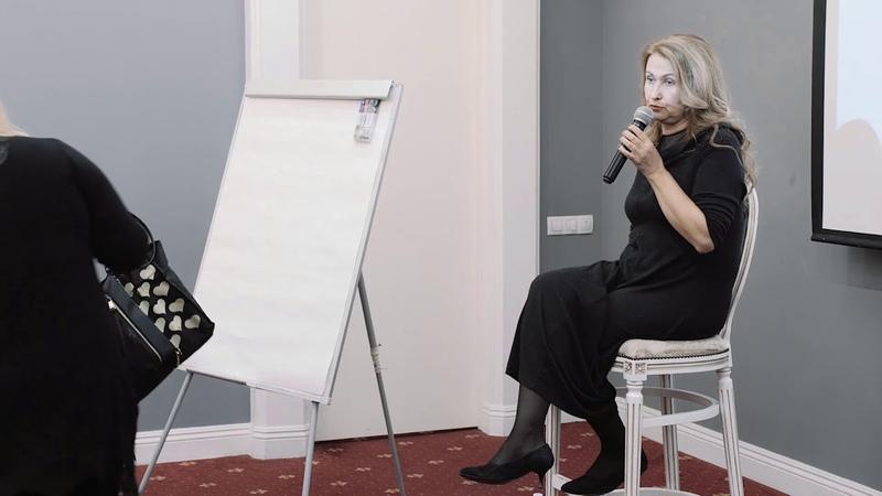Открытая встреча с Еленой Эра в Санкт-Петербурге о курсе Сияющие Руки