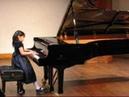 Annie plays Chopin Nocturne Op. 72, No. 1 in E minor