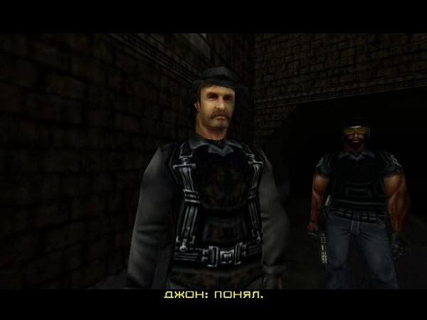 [Dreamcast] Soldier of Fortune (Vector) - Сэмпл перевода