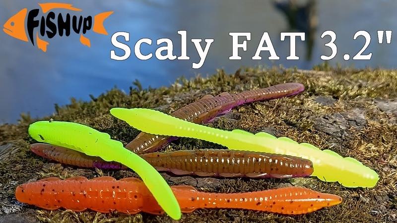 FishUp Scaly FAT! НОВИНКА 2020!