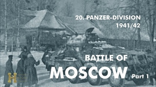 Soviet Union 1941/42 ▶ Battle of Moscow - Eastern Front Winter (1)