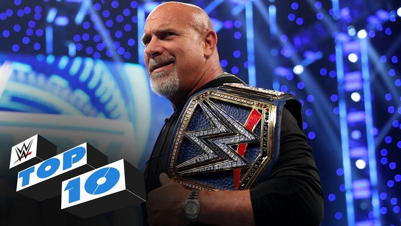 Top 10 Friday Night SmackDown moments WWE Top 10 Feb 28 2020