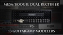 Mesa Dual Rectifier VS 13 guitar amp modelers
