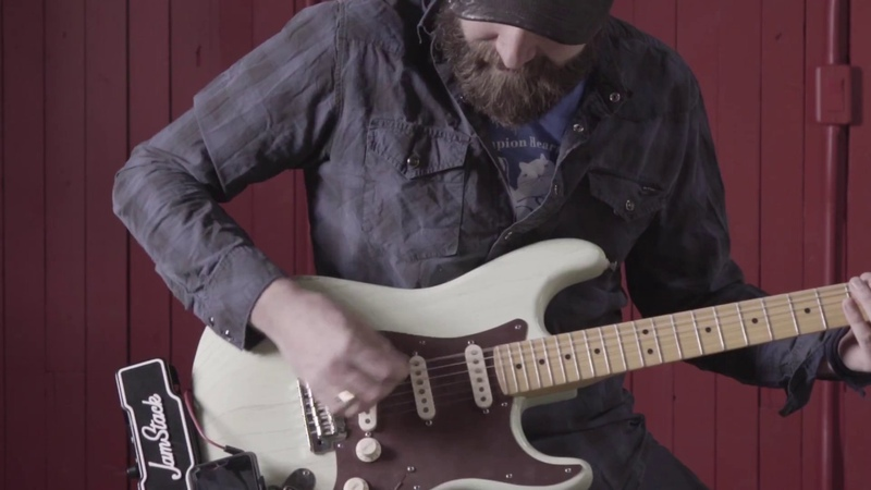 Jamstack - The Worlds First Attachable Guitar Amp - Is Live on IndieGoGo Now!