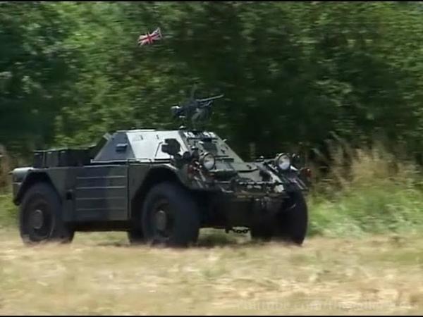 Daimler Ferret Scout Car