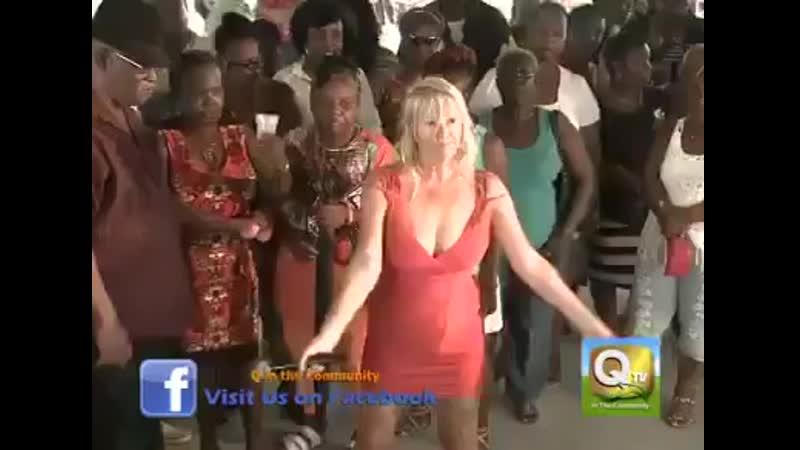 Скажите африканцам что это не Барбара Стрейзенд мать её Source mp4