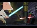Финес и Ферб ❖ Звёздные войны