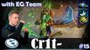 Crit Rubick Roaming with EG Team Dota 2 Pro MMR Gameplay 15