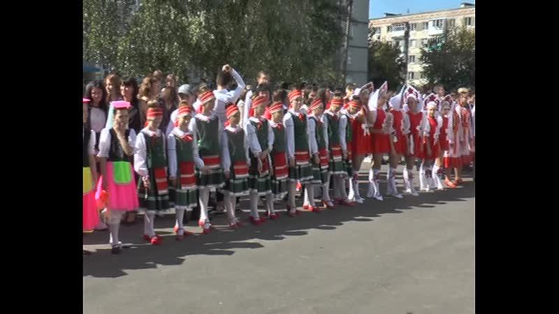 Открытие нового корпуса СОШ №61 города Чебоксары