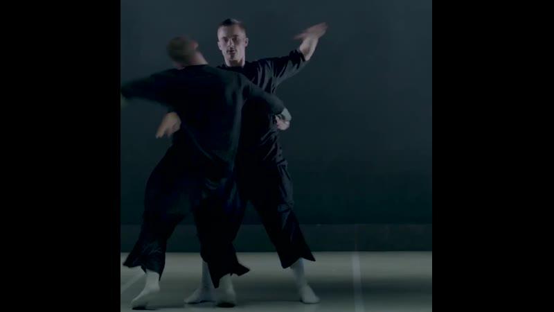 Дуэт Лиам и Джоуи The Ballet Boyz