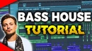 HOW TO MAKE BASS HOUSE IN UNDER 4 MINUTES | FLP ALS