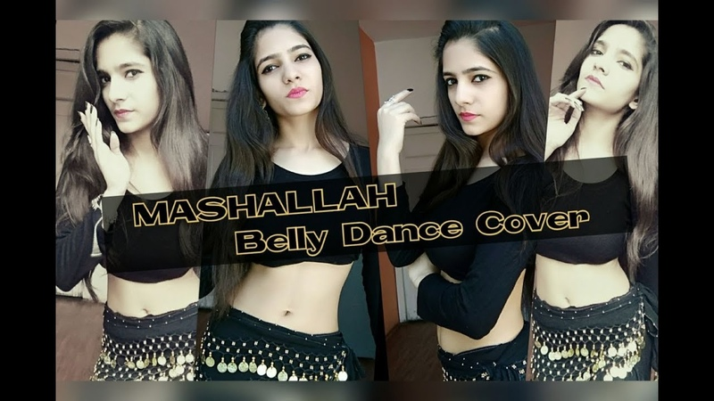 Mashallah | Ek Tha Tiger | Salman khan | Katrina kaif | Belly Dance Cover