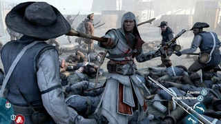 Assassin's Creed 3 Brutal Battle 2075 Kills Longest Fight In AC3 History