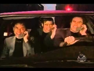 """Jim Carrey """"What is love"""" - Five Moments In Car - A night at the Roxbury"""