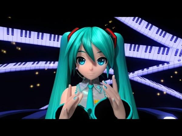 Hatsune Miku: Project DIVA Future Tone - [PV] Starlite★Lydian (Romaji/English Subs)