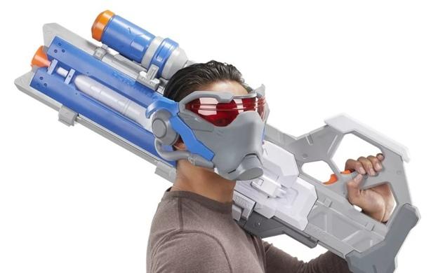 Обзор бластеров из игры «Overwatch», изображение №8