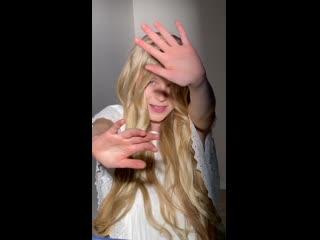 Таня Меженцева. Съемки клипа на песню The way I am