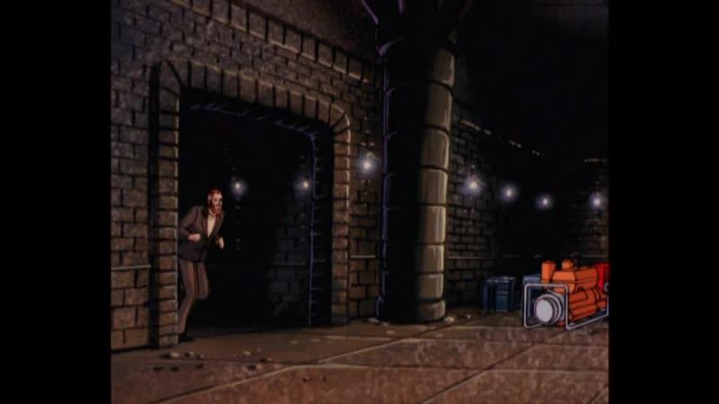 2 2 Невероятные приключения Джонни Квеста Дубляж Нева 1 по заказу ЕА