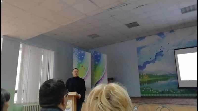 лекция ректора УГАТу для выпускников