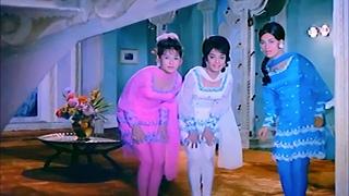 Deep Jale Dekho -  Dil Daulat Duniya   Sadhana, Helen & Bela Bose   Asha Bhosle & Usha Khanna