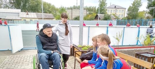 В Нижнем Тагиле открыта площадка Саши Коченкова