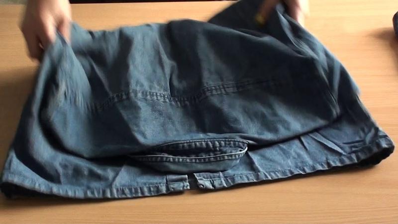 СР36 1 Джинсовые рубашки