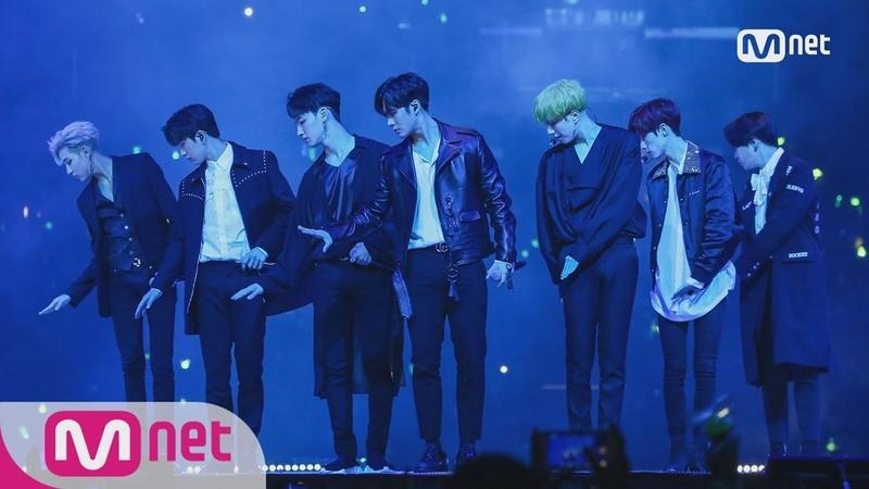 KCON LA GOT7 INTRO Never Everㅣ KCON 2017 LA x M COUNTDOWN 170831 EP 539