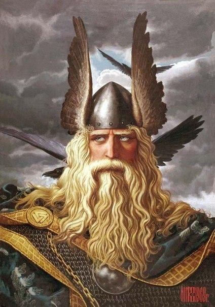 КУЛЬТ БОРОДЫ И ВОЛОС В ДРЕВНИЕ ВРЕМЕНА Длинные волосы и борода были в особом почете у скандинавов. Скандинавский бог Один прозывался длиннобородым, Тор краснобородым. Светлые волосы были идеалом