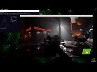 Arm is RTX ON! NVIDIA GDC 2021 Demos