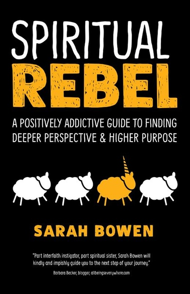 Spiritual Rebel A Positively Addictive Guide to Finding Deeper Perspective and Higher Purpose