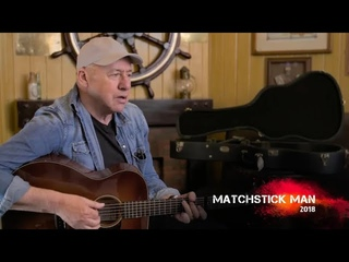 Mark Knopfler plays Matchstick Man live for Brian Johnson