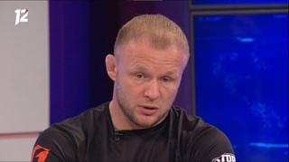 «Акценты недели. Интервью». Александр Шлеменко ()
