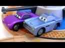 Cars 2 Wood Metallic Holley Shiftwell Finn McMissile Disney Pixar wooden ToysRus