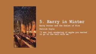 A soft Harry Potter playlist