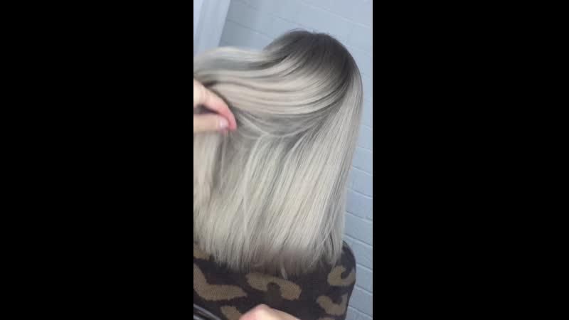 Блондинка 2021